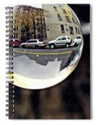 Crystal Ball Project 89 Spiral Notebook