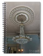Crystal Beads Spiral Notebook