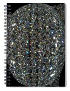 Crystal Cool Spiral Notebook
