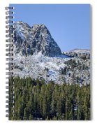 Crystal Crag Spiral Notebook
