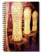 Crystal Dresses Spiral Notebook