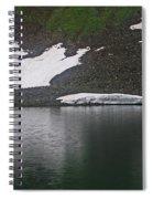 Crystal Lake Colorado Spiral Notebook