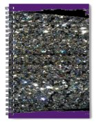Crystal Light Spiral Notebook
