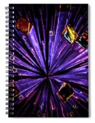 Crystal Reports Spiral Notebook