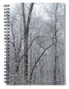 Crystal Woods Spiral Notebook