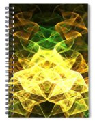 Crystalline Forest Spiral Notebook
