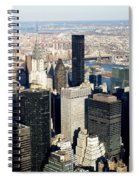 Crystler Building 2 Spiral Notebook
