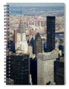 Crystler Building Spiral Notebook