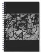 C''s 1942 Spiral Notebook