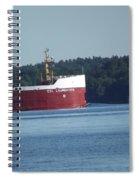 C.s.l. Laurentien  Spiral Notebook