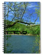 Csx Transportation Bridge Spiral Notebook