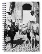 Cuba: Vendors, C1904 Spiral Notebook