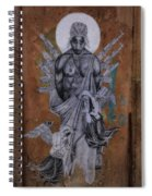 Cuban Street Art, No. 1 Spiral Notebook