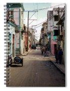 Cuban Street Spiral Notebook
