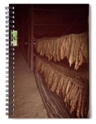 Cuban Tobacco Shed Spiral Notebook