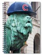 Cubs Win Spiral Notebook