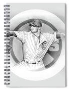 Cubs 2016 Spiral Notebook