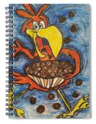 Cuckoo For Cocoa Puffs Spiral Notebook