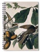 Cuckoo Spiral Notebook
