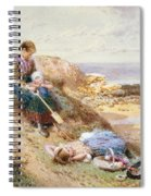 Cullercoats Spiral Notebook
