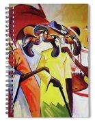 Culture Spiral Notebook