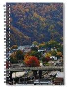 Cumberland In The Fall Spiral Notebook