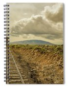 Cumbres And Toltec Water Stop Spiral Notebook