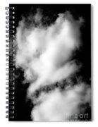 Cumulus Congestus Clouds Dog Shapes Spiral Notebook