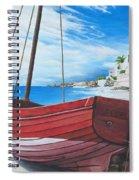 Cupecoy Beach Spiral Notebook