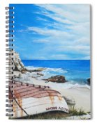 Cupecoy Dream Spiral Notebook