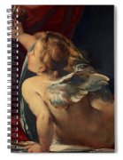 Cupid Spiral Notebook