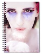 Cupid Kiss Spiral Notebook