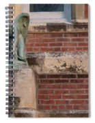 Cupid Misses Spiral Notebook