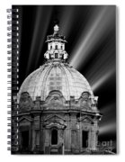 Cupola In Rome Spiral Notebook