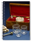 Cupping Set, London, England, C. 1865 Spiral Notebook