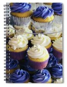 Cuppy Cakes Spiral Notebook