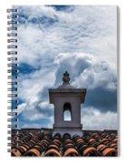Cupula Antigua Guatemala 1 Spiral Notebook