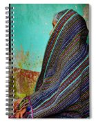 Curandera Spiral Notebook