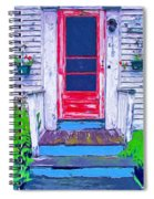 Curb Appeal Spiral Notebook