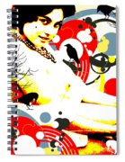 Curious Crow Spiral Notebook