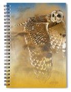Curious Eyes Spiral Notebook
