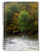 Current River 2 Spiral Notebook