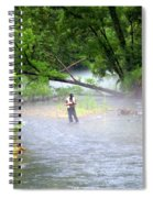 Current River 6 Spiral Notebook