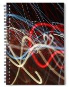 Cursive Nova Spiral Notebook