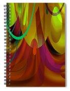 Curtain Call Spiral Notebook