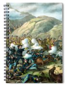 Custer's Last Stand Spiral Notebook