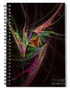 Custodian Of Desires Spiral Notebook