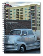 Custom Chevy Asbury Park Nj Spiral Notebook