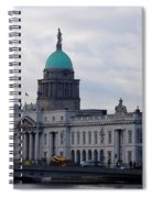 Custom House Spiral Notebook