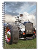 Custom Rod Spiral Notebook